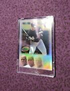 Frank Thomas 2004 Etopps 73 Chicago White Sox In Hand Limited Edition/1835