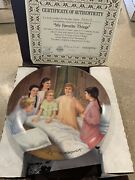 Sound Of Music Collectorand039s Plates Lot