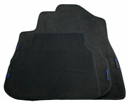 Floor Mats For Subaru With Blue Stars Emblem Tailored Carpets For All Models New