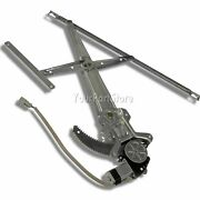 Fits 92-95 Civic 2dr Coupe And Hb Power Window Lift Regulator And Motor Right Front