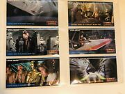 Star Wars Widevision 6 Promo Cards Lot Deal