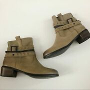 Womenand039s Gerry Weber Studded Strap Ankle Boots Bootie 37