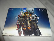 Playstation 4 Glacier White Destination Edition Ps4 Limited Box Only Sony Le
