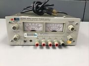 Hp - Agilent 6236b Triple Output/tracking Dc Power Supply