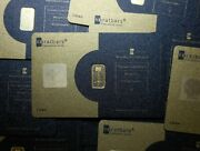 Karatbars 1 Gram Gold Sealed And Serial Numbered In Assay Card