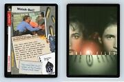 Watch Out - The X-files 1996 Premier Uncommon Ccg Card