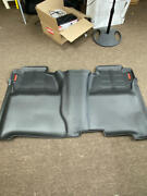 Gator 79607 Black Front And 2nd Seat Floor Liners Fits 14-18 Silverado/sierra