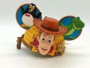 Disney Ear Hat Ornament - Woody Of Toy Story