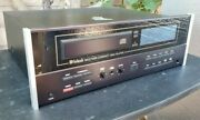 Mcintosh Mcd-7000 Stereo Cd Compact Disc Player Works