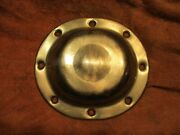 Harley Chopper Bobber Panhead Stainless Derby Cover 1949 Only Oem Rare
