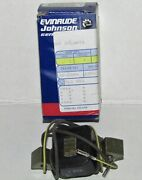 New Evinrude Johnson Genuine Parts Marine Boat Charge Coil Part No. 0581670