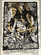 The Lost Boys Tyler Stout Poster Print Signed By 13 Rare Kiefer Jami Exact Proof