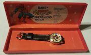 Spiderman Watch 1977 Dabs Small Version