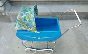 Vintage Child Toy Baby Carriage 1970's