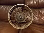 Greeves Cotton James Front Wheel