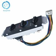 Hvac Ac A/c And Heater Control With Blower Motor Switch For Jeep Wrangler Tj