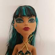 Monster High Doll 13 Wishes Oasis Cleo De Nile