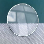 Silver Edge Watch Glass Crystal With Magnification Effect For Ar1731/1736/1808