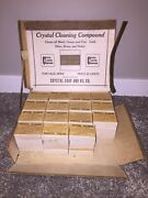 Vintage Crystal Cleaning Compound Crystal Soap And Oil Co.