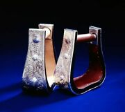 Royal King Silver 3 Bell Stirrups Youth Light Oil