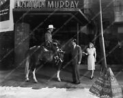 8658-25 Gene Autry And Champion In Front Arthur Murray Dance Studios 8658-25 8658-