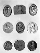 8b03-796 U.s. Presidents Medallions And Coins And Medals 8b03-796
