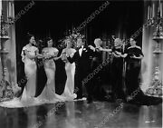 8b20-10618 Ted Lewis Virginia Bruce And The Girls Film Here Comes The Band 8b20-
