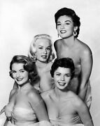 8b20-10807 Colleen Miller Joi Lansing Maybe And Others Unknown Film 8b20-10807