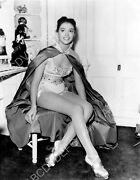 8b20-13315 Pier Angeli As Sexy Circus Girl Film The Story Of Three Loves 8b20-13