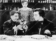 9002-01 Buster Keaton Toasting In The General Silent Film 9002-01 9002-01