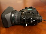 Fujinon Xt17sx4.5brm-k1 1/3 Hd Eng Broadcast Zoom Sharp Lens Excellent Used Co