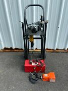 Victaulic Ve 106 Groove-n-go Portable Roll Groover 1 1/4 - 6