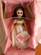 Vintage 1980and039s Madame Alexander Cleopatra Doll 1315 Box/tags Orig Owner