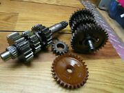 2000 Cam Am Ds 650 Bombardier Atv Transmission Assembly