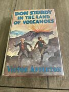 Don Sturdy 05 Don Sturdy In The Land Of Volcanoes By Victor Appleton
