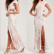 Ryse The Label Emily Sequin Gown Size S And Xs