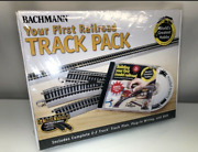 Bachmann 1/87 Ho E-z Track N/s Remote Turnout Switch Left Hand Item  44596 F/s