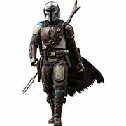 Hot Toys Tv Masterpieces Star Wars The Mandalorian 1/6 Action Figure W/ Tracking