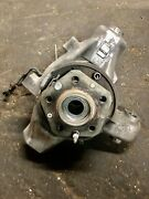 Ferrari 599 612 Left Rear Suspension Spindle Knuckle With Wheel Bearing 220455