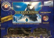 Lionel The Polar Express Ready To Play Train Set 7-11824, Nib Ship From Store