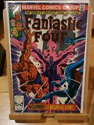 Fantastic Four 1961 1st Series 231...published Jun 1981 By Marvel