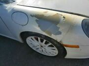 Passenger Right Fender Without Rod Antenna Fits 05-08 Porsche Boxster 283539