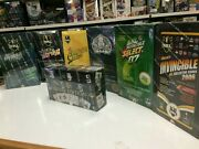 Nrl Trading Card Factory Box Unit Of 7 Boxes 2006-2012 + 2018- One Each