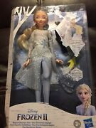 Frozen 2 Magical Discovery Elsa Doll