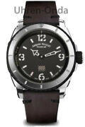 Armand Nicolet Automatic Watch Menand039s A713kgn-nr-pk4140tm Military S05-3 New