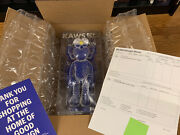 Kaws Bff Blue Moma Exclusive Art Toy Limited Edition Sold Out Rare New In Box