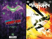 Nycc 2020 Batman 100 Variant Cover By Jock - Limited Edition Pre-order