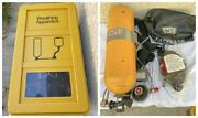 Isi Scba Fire Fighting Apparatus W/ Mask Harness Tank New Hydro To 2025 - B