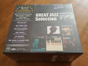Great Jazz Selection Audiophile Esoteric 6x Sacd Box Esso-90173/8 New Sealed