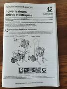 Graco Ultra 395 Pc Owners Manual In French